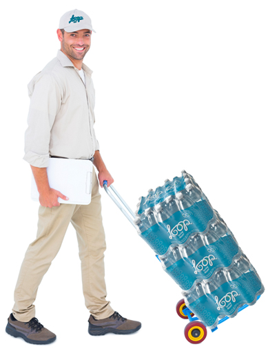 LOOP Water Delivery Guy